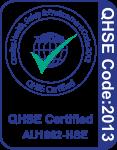 QHSE Certified